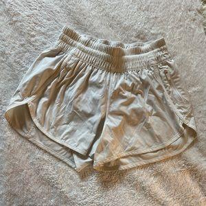 Lulu Lemon Tracker shorts